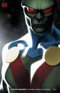 Martian Manhunter #4 CVR B