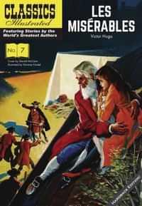 Classic Illustrated Replica Edition HC Les Miserables