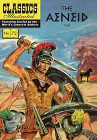 Classic Illustrated TP Aeneid