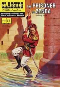 Classic Illustrated TP Prisoner of Zenda