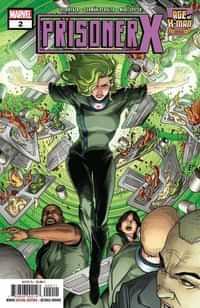 Age of X-Man Prisoner X #2