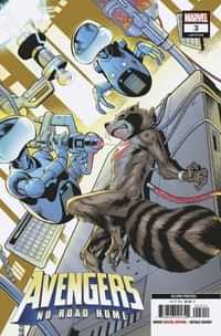 Avengers No Road Home #3 Second Printing Medina