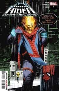 Cosmic Ghost Rider Destroys Marvel History #2