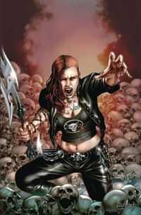 Hellchild Blood Money #1 CVR D Vigonte