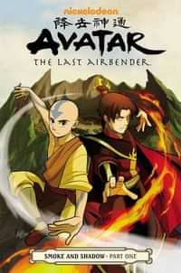 Avatar Last Airbender GN V10 Smoke and Shadow Part 1