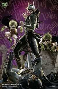 Batman Who Laughs #4 CVR B