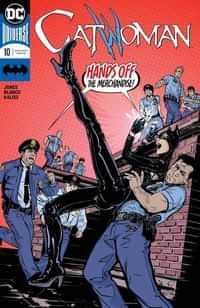 Catwoman #10 CVR A
