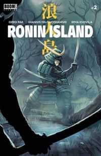 Ronin Island #2 CVR A
