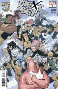 Age of X-Man Nextgen #3