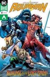 Aquaman #47 CVR A