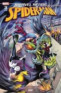 Marvel Action Spider-man #3