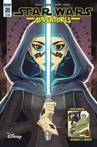 Star Wars Adventures #20 CVR B