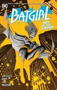 Batgirl TP Rebirth Art of the Crime