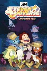 Steven Universe GN Camp Pining Play