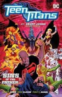 Teen Titans TP Geoff Johns V3