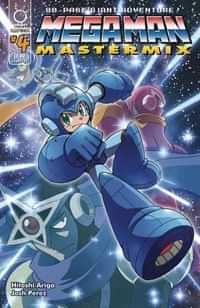 Mega Man Mastermix #4 CVR A Ariga