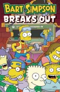 Bart Simpson TP Breaks Out
