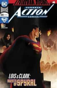 Action Comics #1010 CVR A