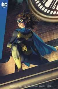 Batgirl #34 CVR B