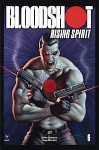 Bloodshot Rising Spirit #6 CVR B Texeira