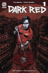 Dark Red #1 Second Printing
