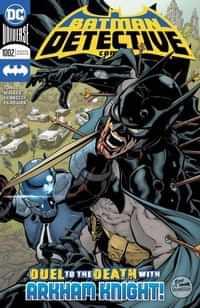 Detective Comics #1002 CVR A