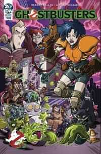 Ghostbusters 35th Anniversary One-Shot Extreme Ghostbusters