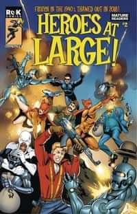 Heroes at Large #2