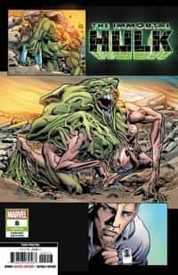 Immortal Hulk #8 Third Printing Bennett