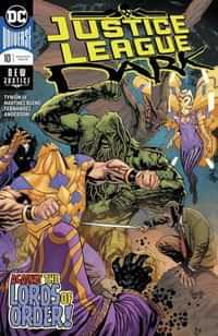 Justice League Dark #10 CVR A