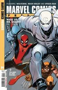Marvel Comics Presents #4