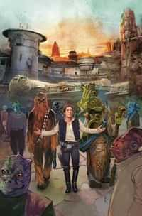 Star Wars Galaxys Edge #1