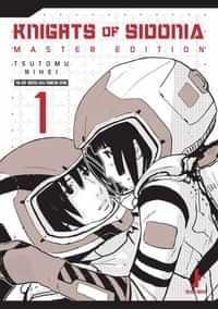 Knights of Sidonia GN Master Edition V1