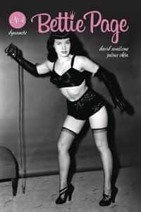 Bettie Page #4 CVR E Photo