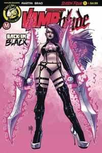 Vampblade Season 4 #1 CVR A Brao