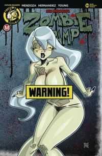 Zombie Tramp #59 CVR F Mendoza Risque B