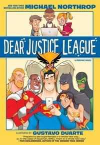 Dear Justice League GN