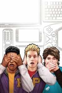 Planet of the Nerds #1
