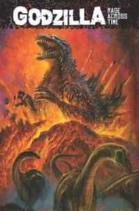 Godzilla TP Rage Across Time