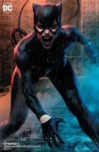 Catwoman #11 CVR B