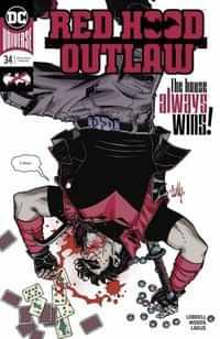 Red Hood Outlaw #34 CVR A