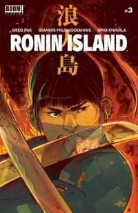Ronin Island #3 CVR A