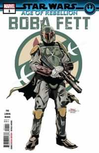 Star Wars Age of Republic One-Shot Boba Fett