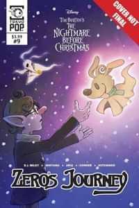 Nightmare Before Christmas Zeros Journey #9