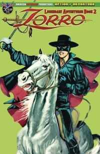 Zorro Legendary Adventures #2