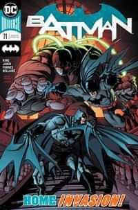 Batman #71 CVR A