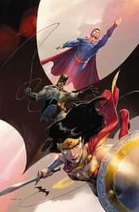 Justice League #24 CVR B