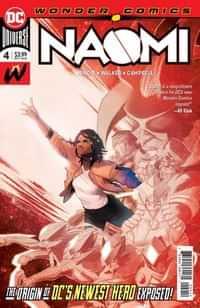 Naomi #4 Second Printing