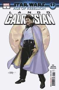 Star Wars Age of Republic One-Shot Lando Calrissian