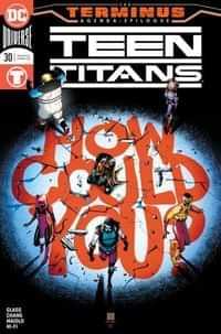 Teen Titans #30 CVR A
